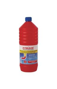 Средство для прочистки канализационных труб 1 л ТРУБОЧИСТ (тип КРОТ), ЛАЙМА PROFESSIO