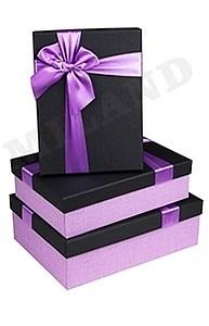 Коробка подарочная 230 x 170 x 65 Чудесный подарок /с лентой  ПП-6727